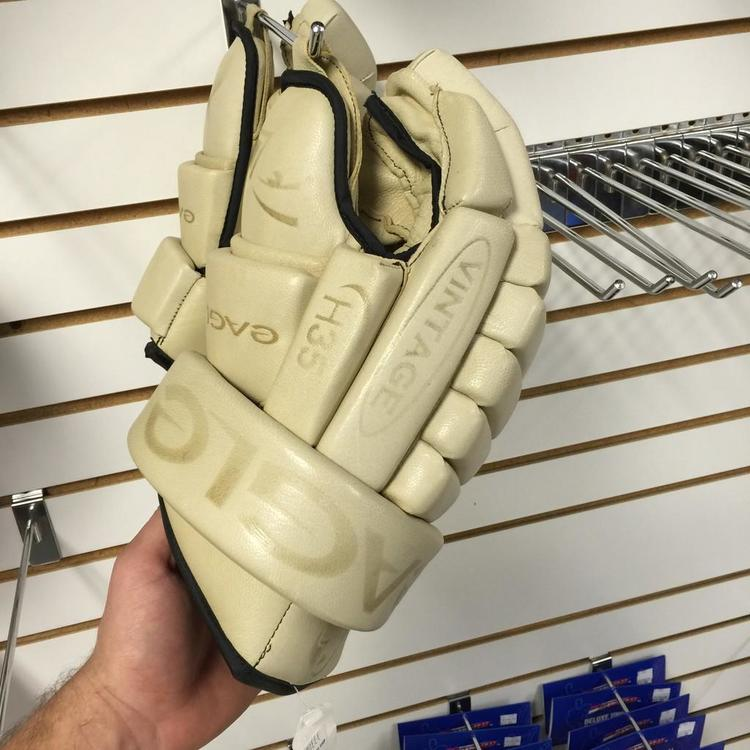 Eagle H35 Vintage 15inch Glove All Leather Made In Canada