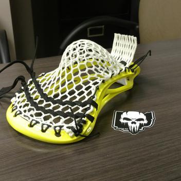 Brine Blueprint X6 Head Volt Color Sold Lacrosse Heads
