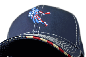 Patriot Lacrosse Hat
