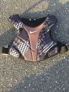 Nike shoulder pads