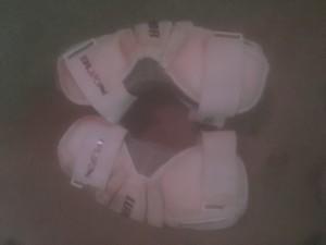 Warrior arm pads