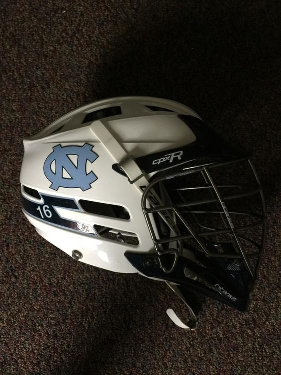 UNC Authentic Practice Helmet CPX-R