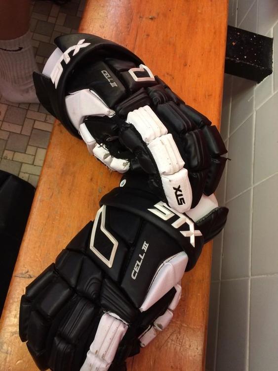 "13"" STX Cell 3 Gloves"