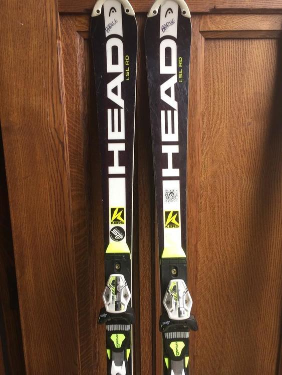 Head Slalom Skis