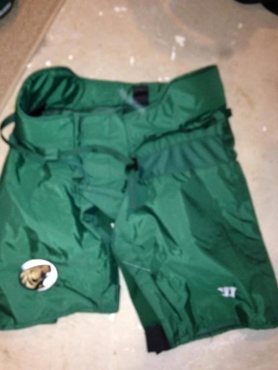 New NCAA Warrior Gurdle and Pant Covers
