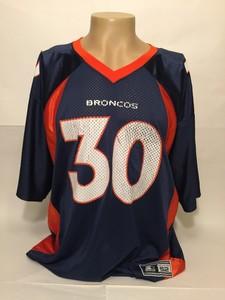Vintage Terell Davis Denver Broncos Jersey