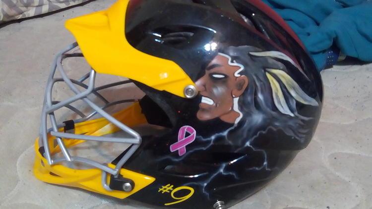 Brine helmet