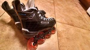 Nexus 8000 Skates size 9.5