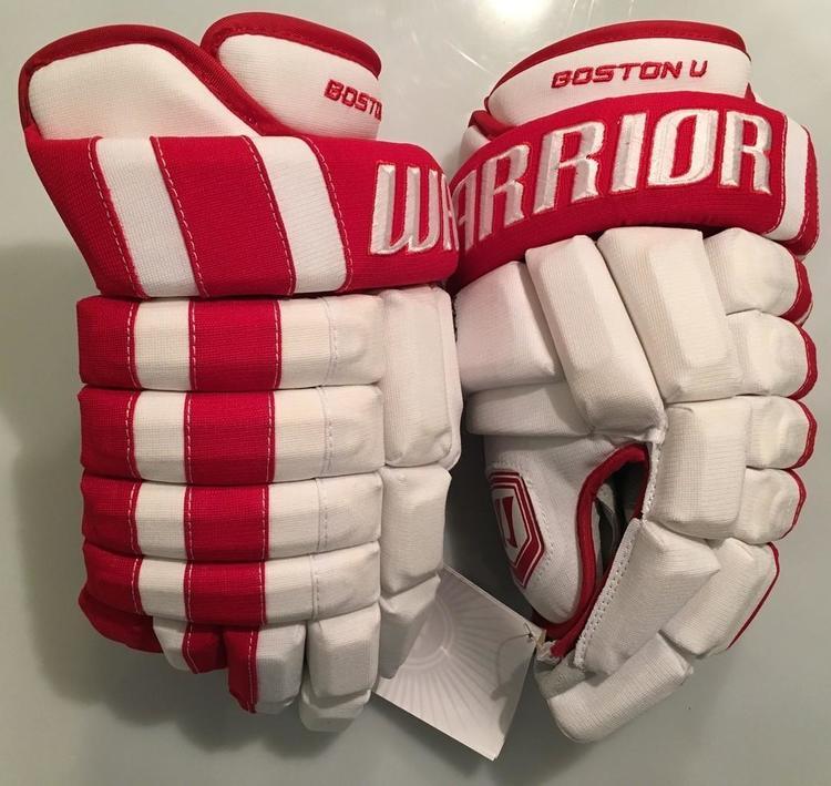 Warrior Bonafide X Custom Hockey Gloves 14