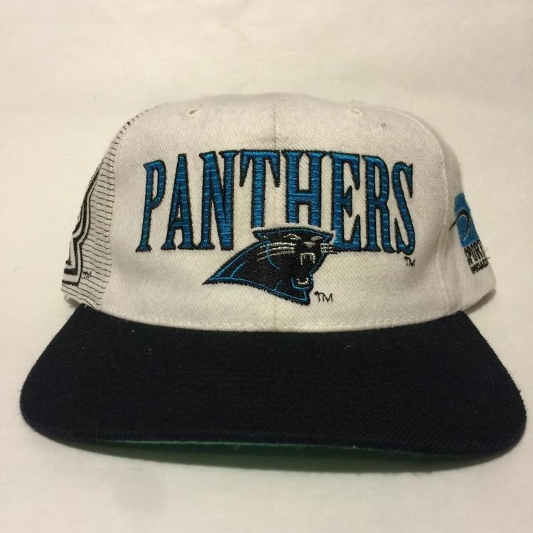 Vintage Carolina Panthers SnapBack Hat - SOLD 9d32a339e7b