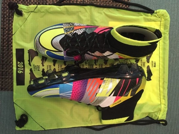 sports shoes 43166 0ac53 Nike  What The Mercurial  Superfly football boots UK11 RARE Ronaldo Grab A  Steal