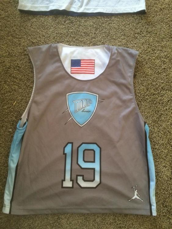 MDP Lacrosse Pinny