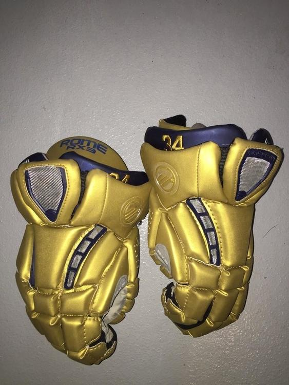 Notre Dame Maverik Rome RX3 Gloves