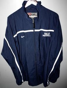Yale Football SideLine Track Suit