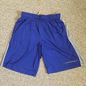 Nike Livestrong shorts (Large)