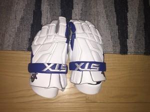 """Seton Hall Prep STX Cell 3 Custom 13"""" Gloves"""