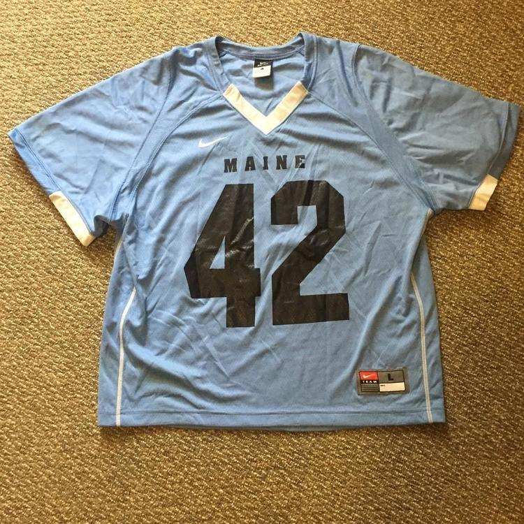 University of Maine Jersey (#42) Large