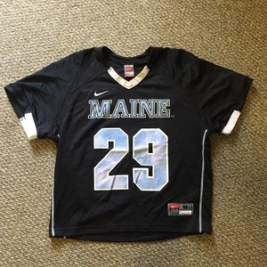 University of Maine Nike Lacrosse Jersey (#29) Medium