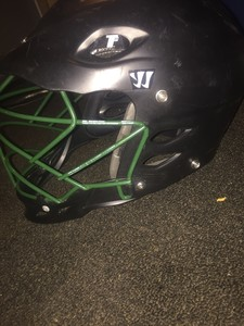 Warrior t2 helmat