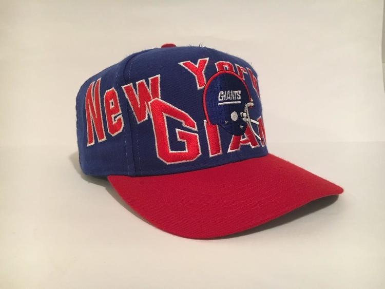 8abb8d811e9 Vintage NY Giants Snapback Hat - SOLD