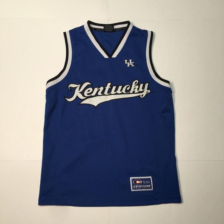 wholesale dealer 7e102 60771 Vintage Kentucky Wildcats Jersey