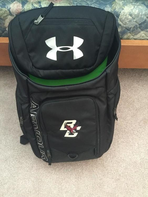 Boston College Under Armour Backpack   SOLD
