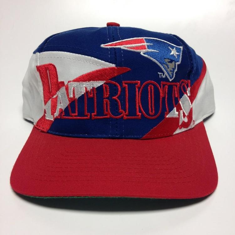 best loved c4c83 c0905 ... spain vintage new england patriots snapback hat sold cc488 716de