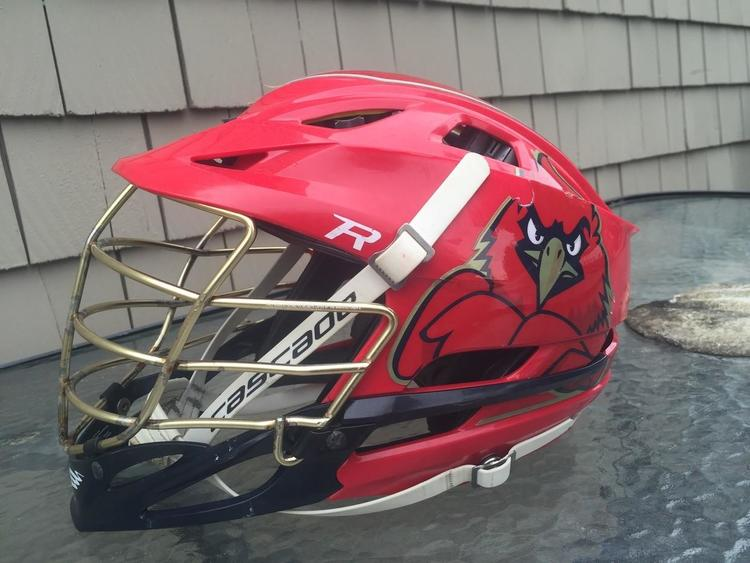 Cascade Team Carolina R | SOLD | Lacrosse Helmets ...