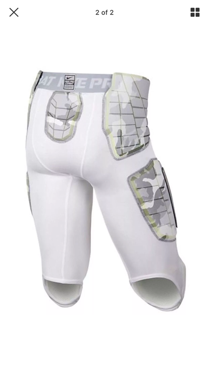 Nike Padded Girdle W Knee Pads Sold Football Girdles