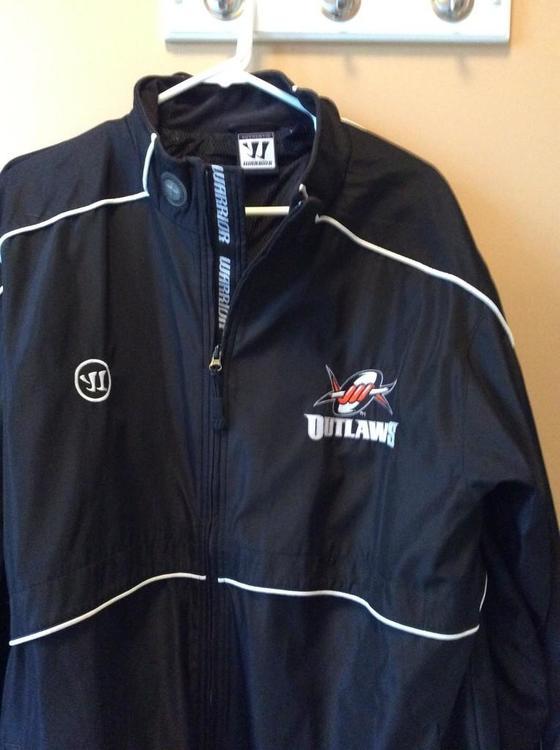 Warrior Denver Outlaws Team Jacket