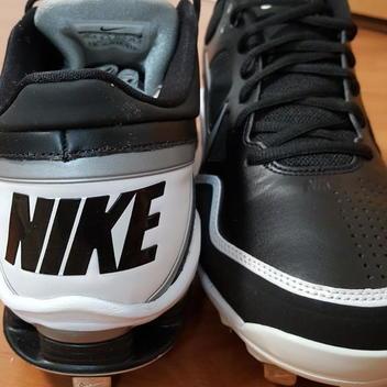 release date: dd410 e070d Nike Shox Gamer Baseball Spikes