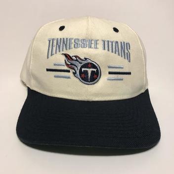 Vintage Tennessee Titans Snapback - SOLD adadd1b5d56