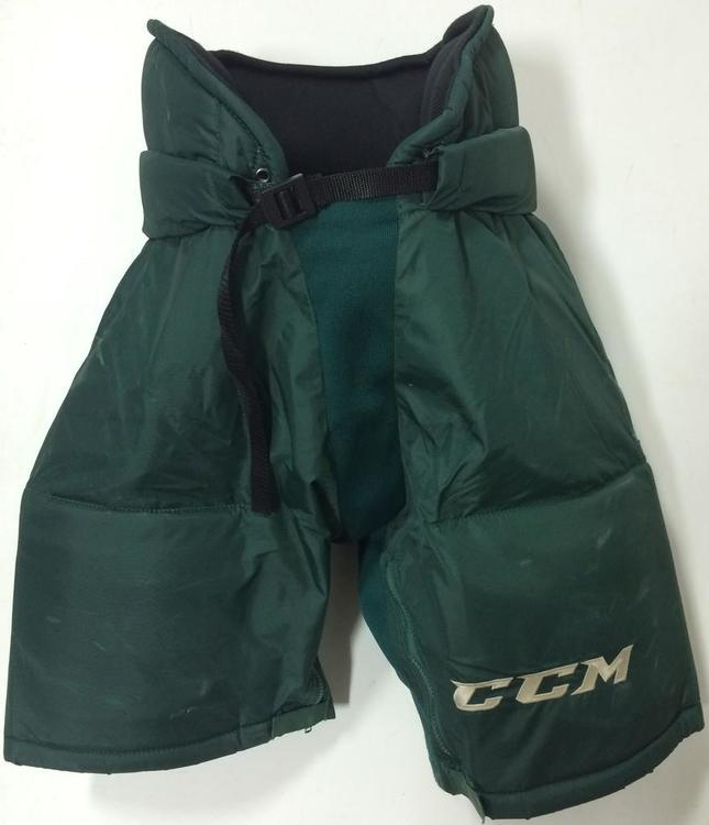 CCM HP70 Pro Stock Medium M Green Minnesota Wild 7201 | Hockey ...