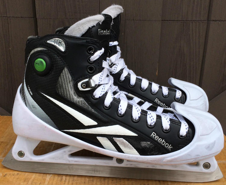 Reebok 11K Mens Pro Stock Size 11.5 D 5516 | Hockey Goalie ...