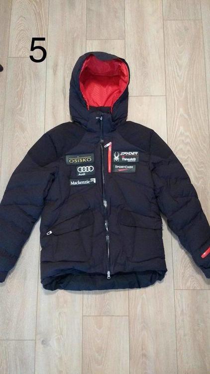 Spyder ski jackets sale canada