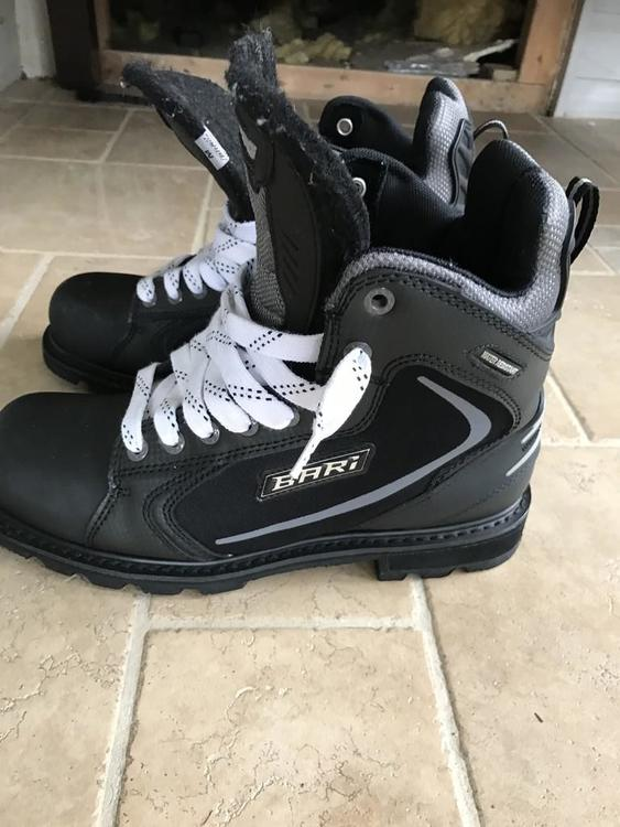 Bari Boots 10 5 Mens Sold Hockey Apparel Sidelineswap