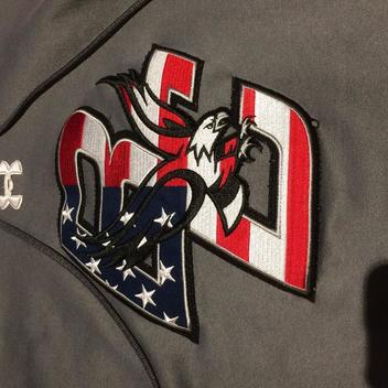 Boston College Under Armour American wounded warrior project hoodie - SOLD 7da3d1eb3df