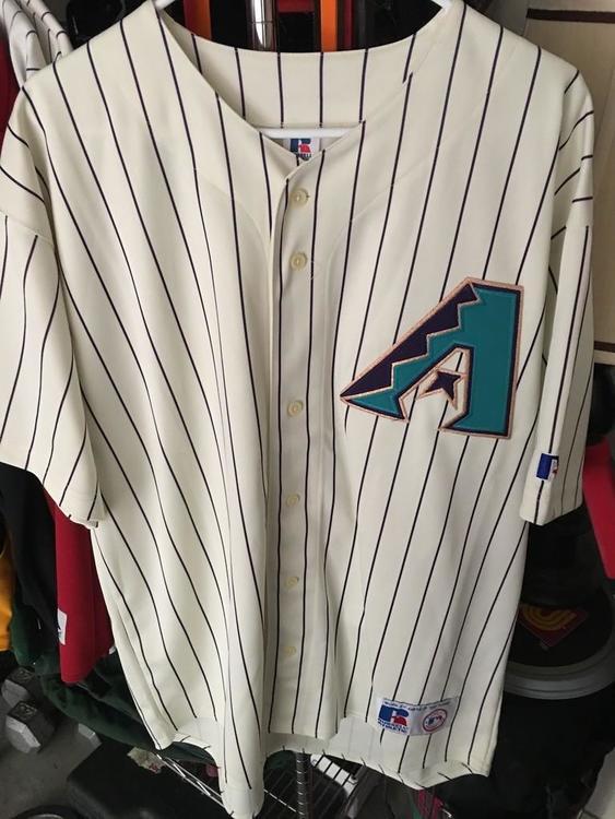 Arizona Diamondbacks Vintage Jersey