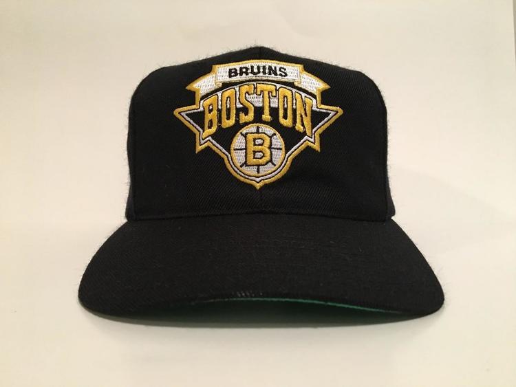 28d770b05b4 CCM Vintage Boston Bruins Snapback Hat