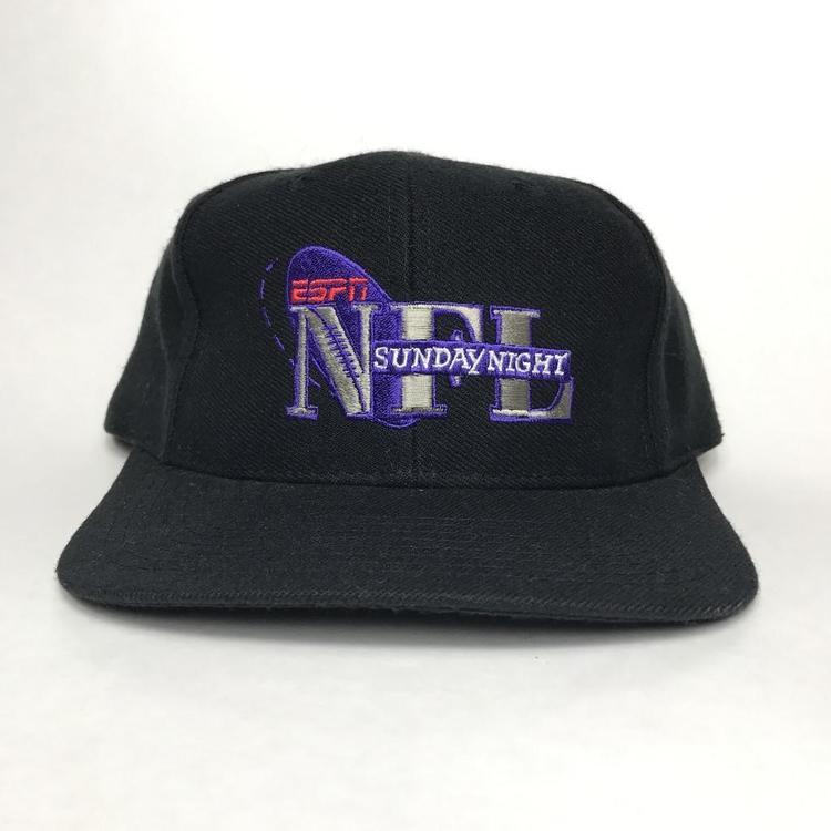 Vintage SNF Snapback Hat  923a8d4bd6a