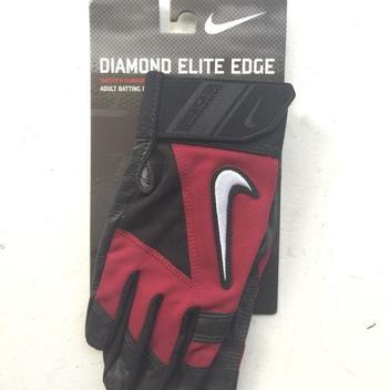 New NIKE Unisex Batting Gloves Size Adult Small | SidelineSwap