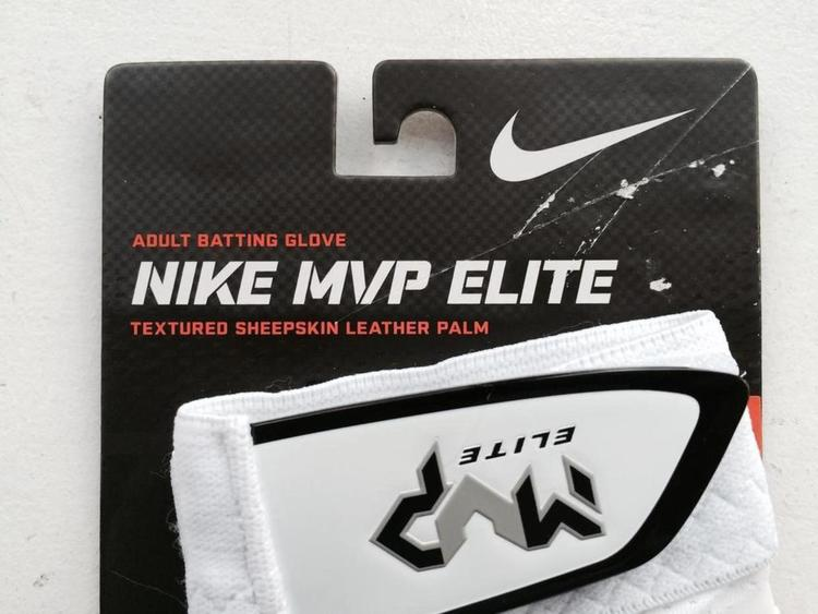 New Nike MVP Elite Sheepskin Batting Gloves Adult Large - SOLD