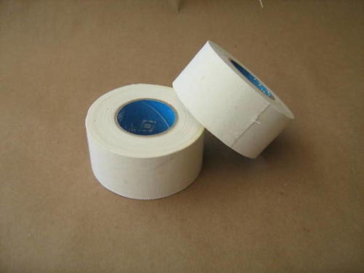 fa1e4af9c1ed 2 Rolls of White Cloth Stick Tape Pro Quality 36mm X13m