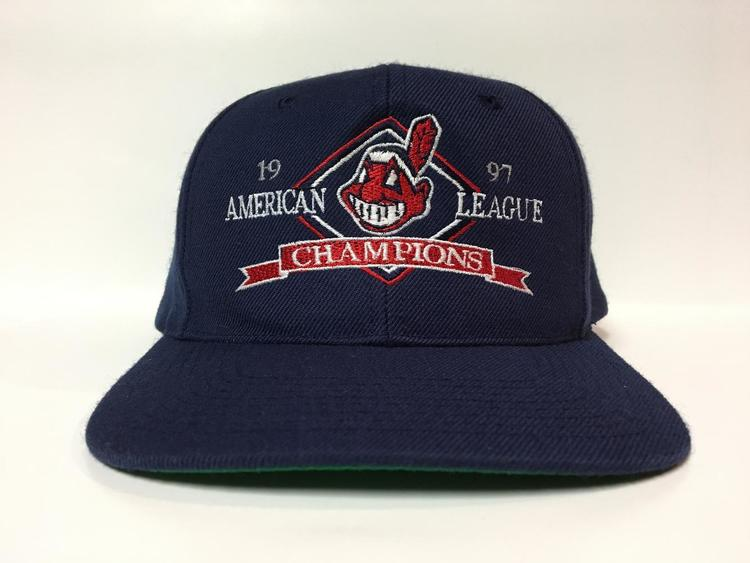 31be54d8d0e Vintage Cleveland Indians Snapback by Sports Specialties