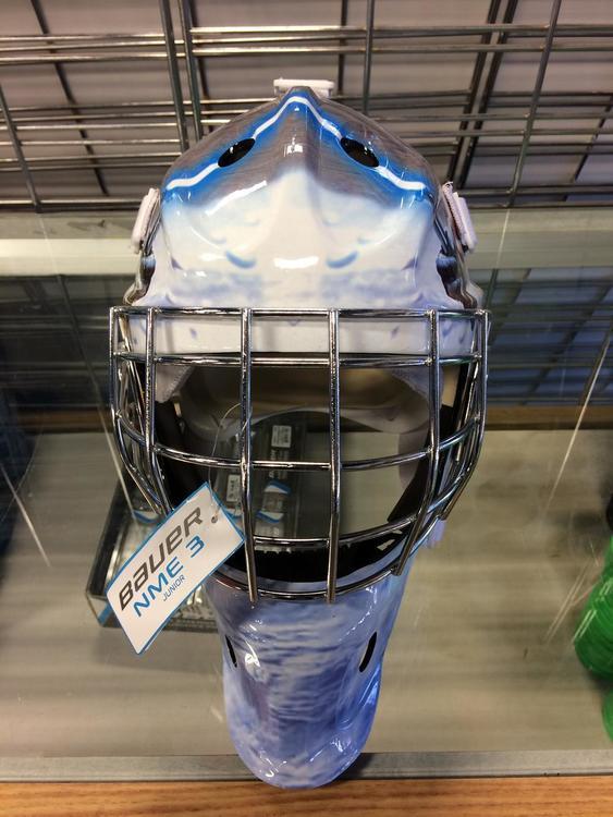 Bauer NME3 Junior Star Wars Goal Mask