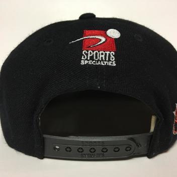 590919a78c080c ... closeout vintage carolina hurricanes sports specialties snapback hat  sold 3b6d0 eb423 ...