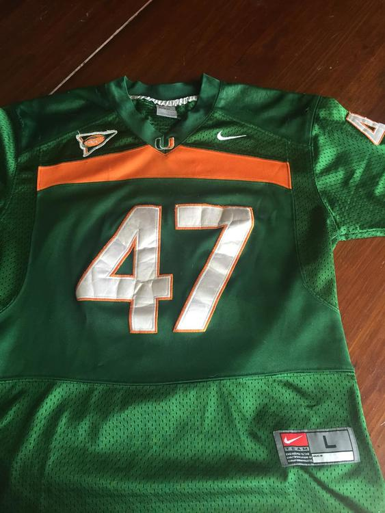 the latest bcf63 98743 Miami U Michael Irvin jersey
