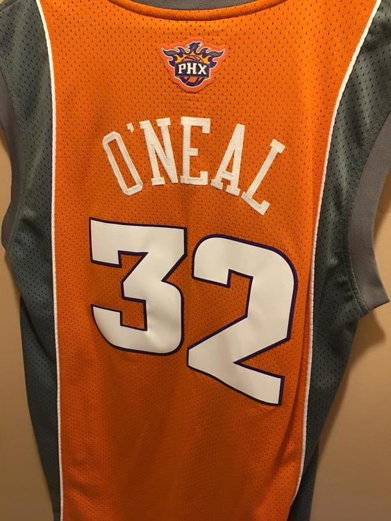 huge selection of aee4e 83728 Phoenix Suns NEW Adidas Shaquille O'Neal Jersey