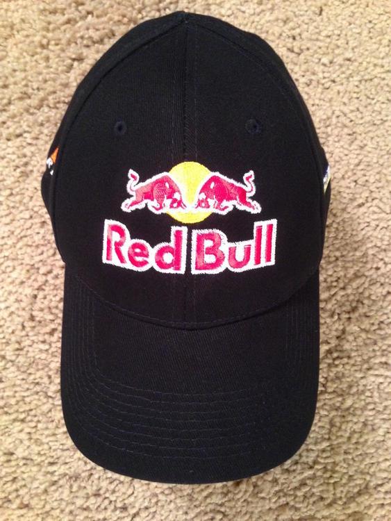 REDBULL Athlete  Limited Distribution  Flex-Fit Hat e883cb15227