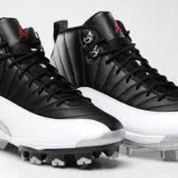 big sale 1d2d7 ddb7c Nike Air Jordan Size 6 Youth Cleats   SOLD   Baseball Footwear ...